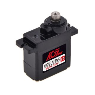 B11DLS 11g Digital Mini Throttle Steering RC Servo 2.5kg Metal Gear