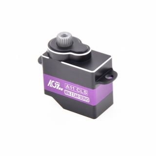 A11CLS 0.065sec High Speed 11g Digital 1.4KG Mini Z Servo