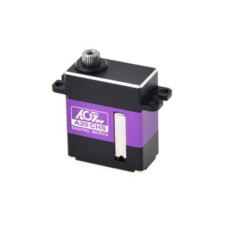A20CHS HV 20g High Torque 6.8kg Digital Coreless 450 Helicopter Swash Plate Servo