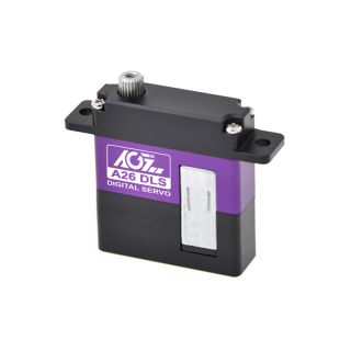 A26DLS 6.0-7.2kg Digital Slim Servo for Hobby Education