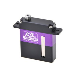 A26CHS HV High Torque 10KG Mini Digital Thin Servo for Medical equipment