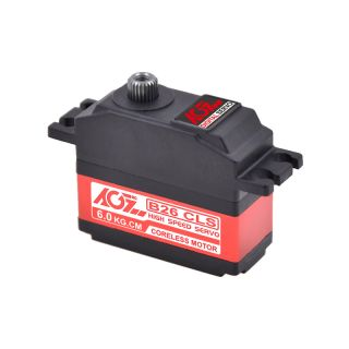 B26CLS High Speed 0.065sec 5kg Torque MG Mini RC Servo Motor