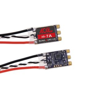 XR-7A 1-2s Mini BLhel_S FPV Brushless Racing ESC