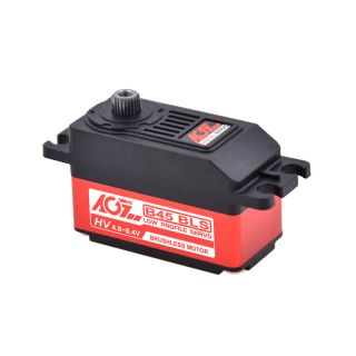B45BLS 48g High Speed HV Brushless Low Profile Servo Motor 10-14.5KG For 1/10 Scale RC Drift Car