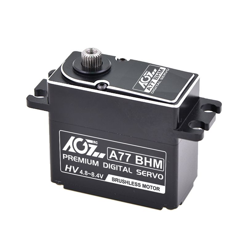 A77BHM AGF high speed 15kg 0.070sec brushless STD servo