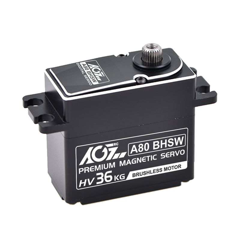A80BHSW AGF 36kg 0.071sec high torque high speed brushless digital waterproof HV servo