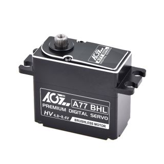 A77BHL High Torque 22kg Metal Gear Brushless Steering Servo for RC Model