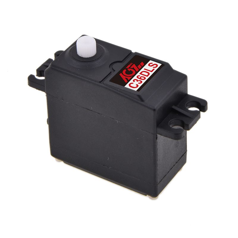 C36DLS AGF C36DLSA 36g 3kg Plastic Gear Analog Standard DC Servo Motor for RC car, helicopter, robot, airplane etc