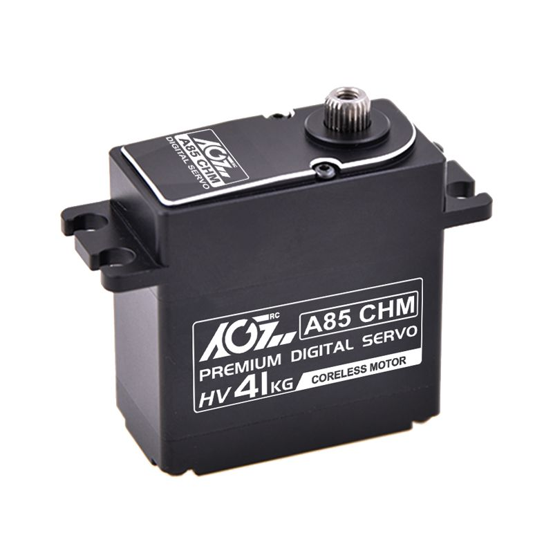 AGF A85CHM Aluminum Case HV 40KG Ultra High Torque Coreless Large Size Servo