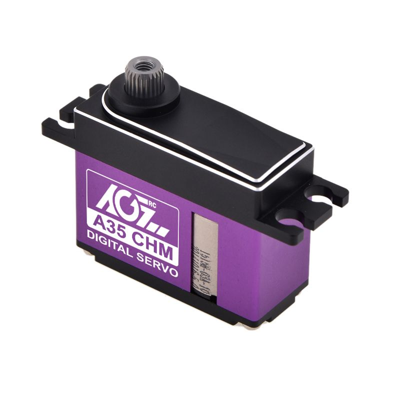 AGFrc A35CHM Aluminum Case 9.5-12.5KG High Torque Metal Gear Coreless Digital Mini Servo