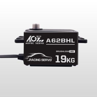 AGF A62BHL 20KG Super Torque High Speed Metal Gear Low Profile Brushless Digital Servo