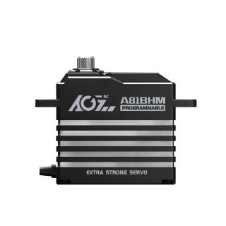 A81BHM Strengthen Steel Gear 45KG Extra Strong Brushless Programmable Servo