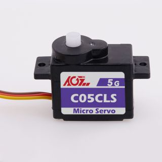 C05CLS 1KG.CM Torque Hi-Speed Micro 120 Degree Digital Coreless 5g Nano Servo For RC Helicopter RC Plane