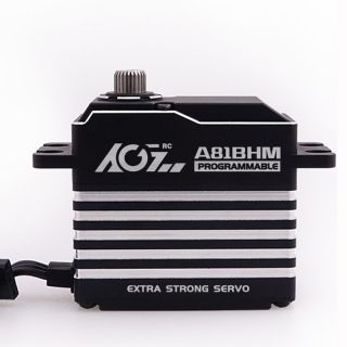 A81BHM Strengthen Steel Gear 45KG Extra Strong Brushless Programmable Servo For 1/8 Scale Car
