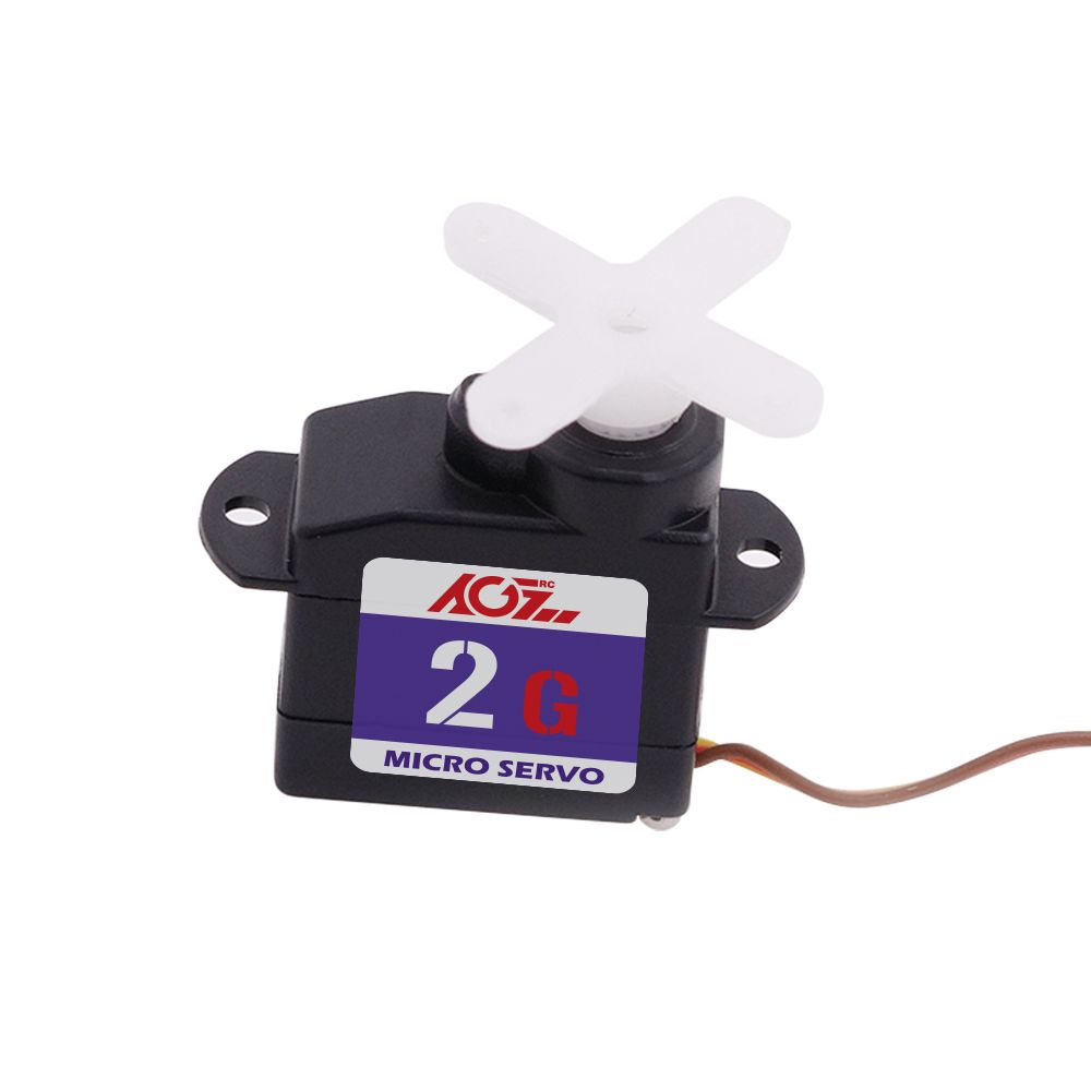 C02CLS 2.2g Low Voltage Micro Nano Digital Servo 0.11kg / 0.06sec