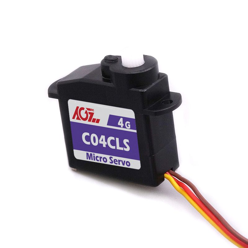 C04CLS Factory Price 4.3g Micro Nano Digital Servo for indoor and small park flyers