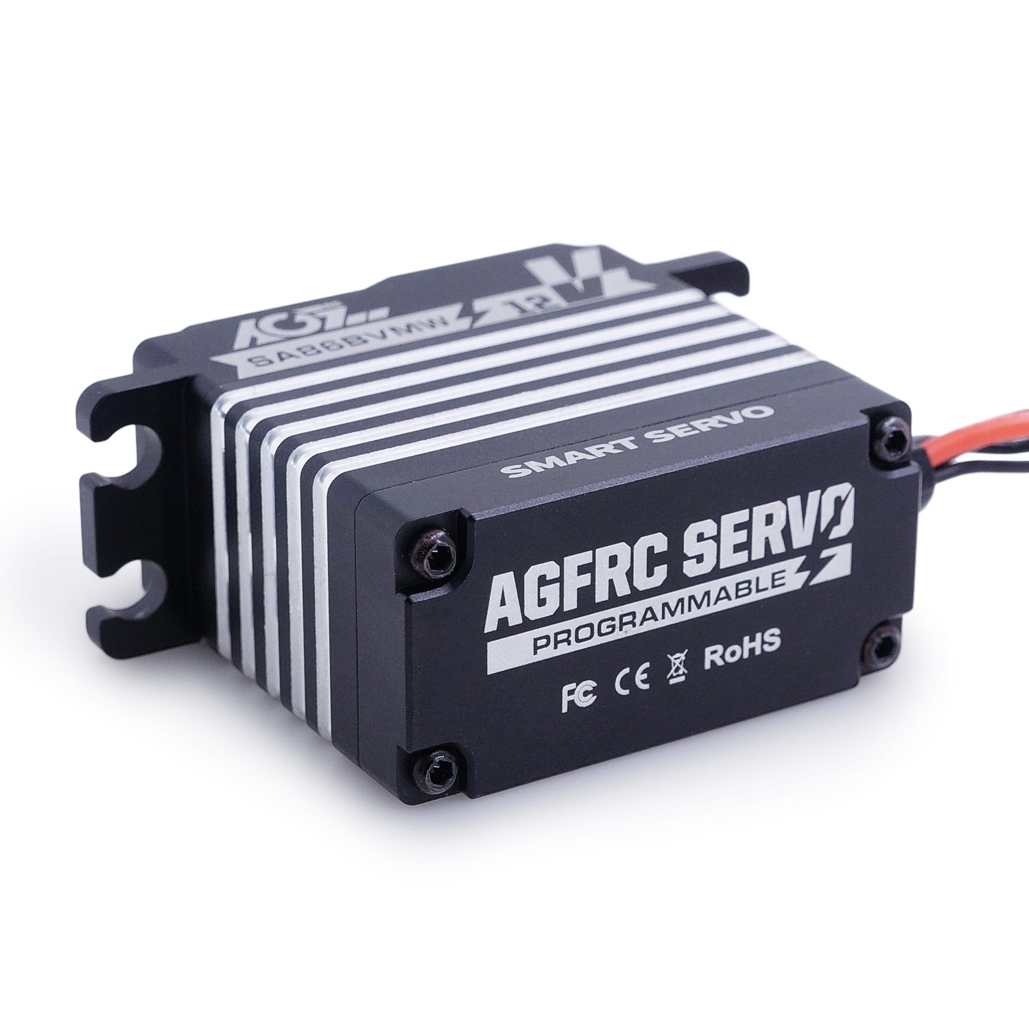 AGFrc SA86BVMW High Torque IP67 Waterproof Brushless 3s Servo Winch