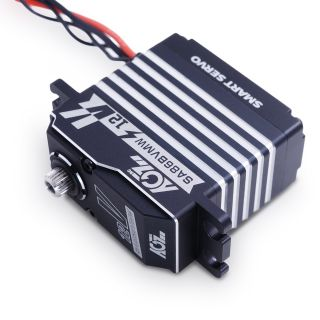 SA86BVMW 3S Lipo 12V 60KG Super Torque Programmable Magnetic Encoder Waterproof Brushless Universal Digital Extended Servo