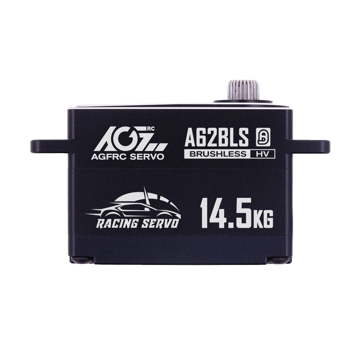 A62BLS 14.5KG Low Profile Brushless Servo For 1/10 RC Drifting