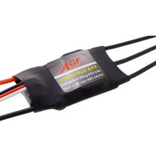 AR-13A Airplane Brushless Electronic Speed Controller 2-4S with 5V 2A BEC