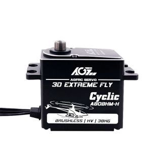 AGFrc A80BHM-H 38KG High Torque High Voltage Brushless Helicopter Cyclic Servo