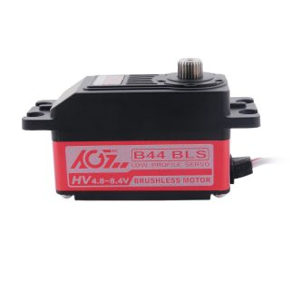 B44BLS Titanium Gear 14.5KG 0.062Sec Low Profile High Speed Brushless Servo For RC Touring Drift Car