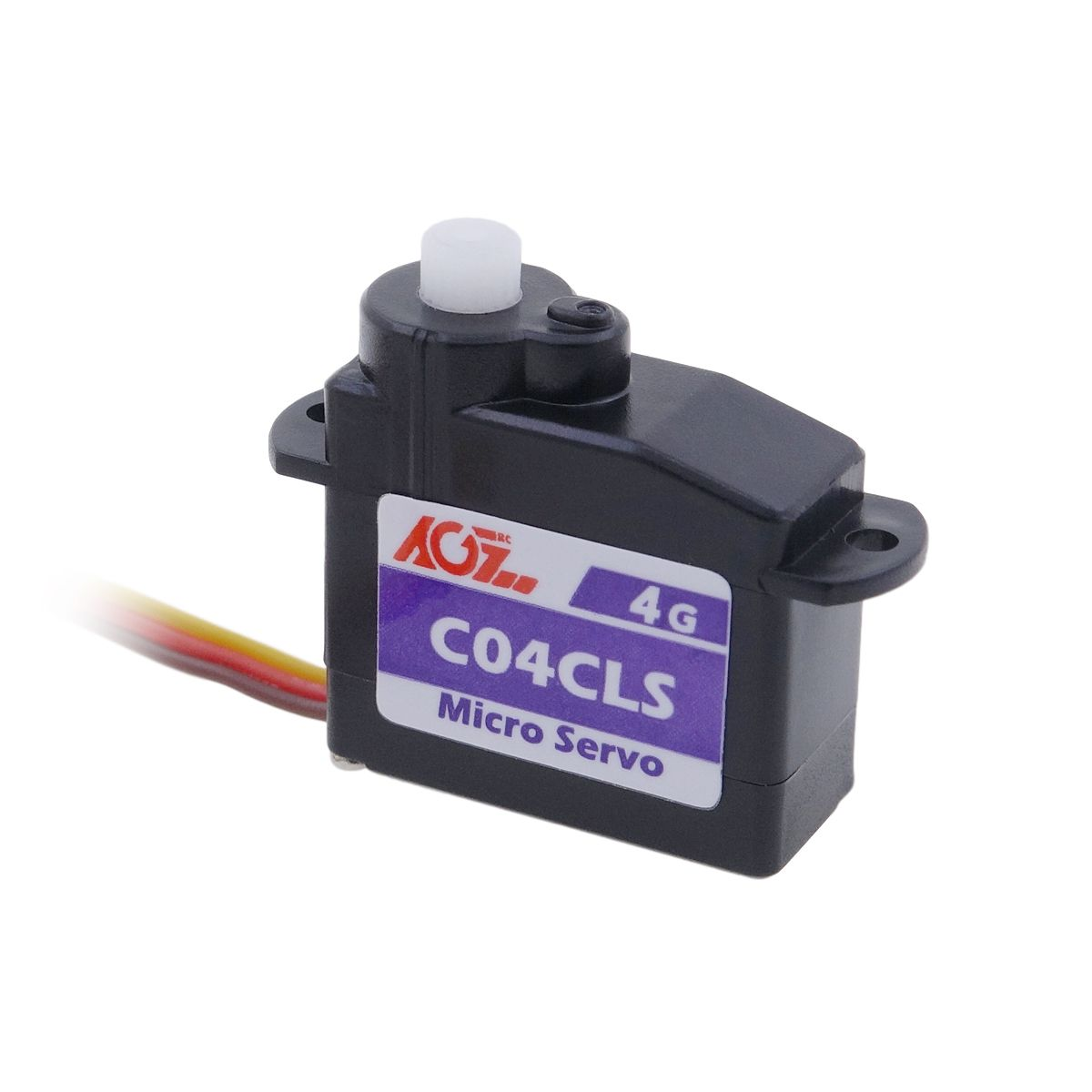 C04CLS 6V 0.07S Superb Speed Nano Micro Coreless Electronic Servo for for 1:35 Scaler