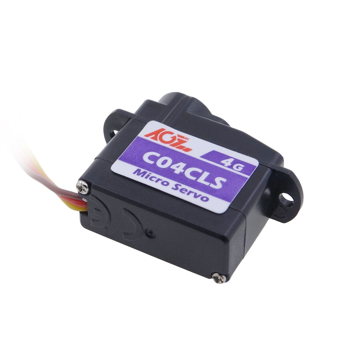 C04CLS 4.3g Light Weight Coreless Mini Micro Digital Servo for RC plane helicopter Boat