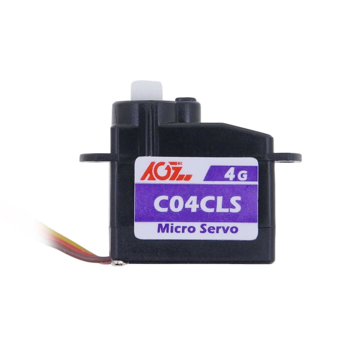C04CLS 4.3g 0.07s High Speed Digital Mini Micro Coreless Servo for Small Park Flyers