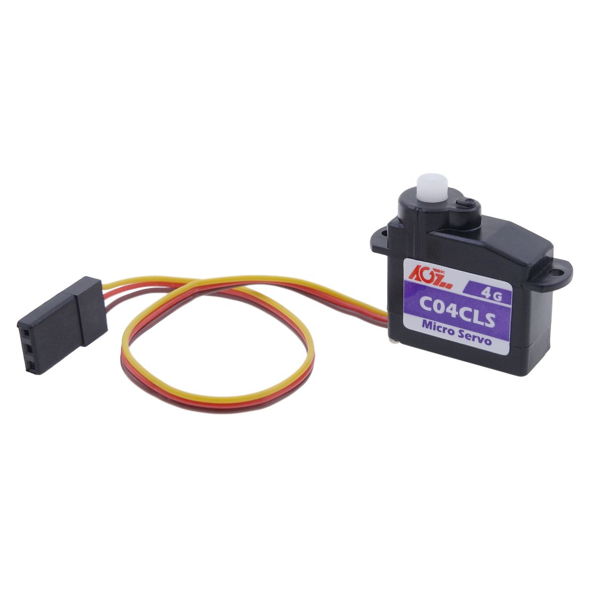 C04CLS Good Price 0.75kg Torque 4.3g Tiny Coreless Servo Motor For Indoor Aircraft Helicopter