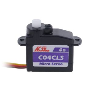 C04CLS 4.3g 0.07s High Speed Digital Mini Micro Coreless Servo For 1:35 Scaler