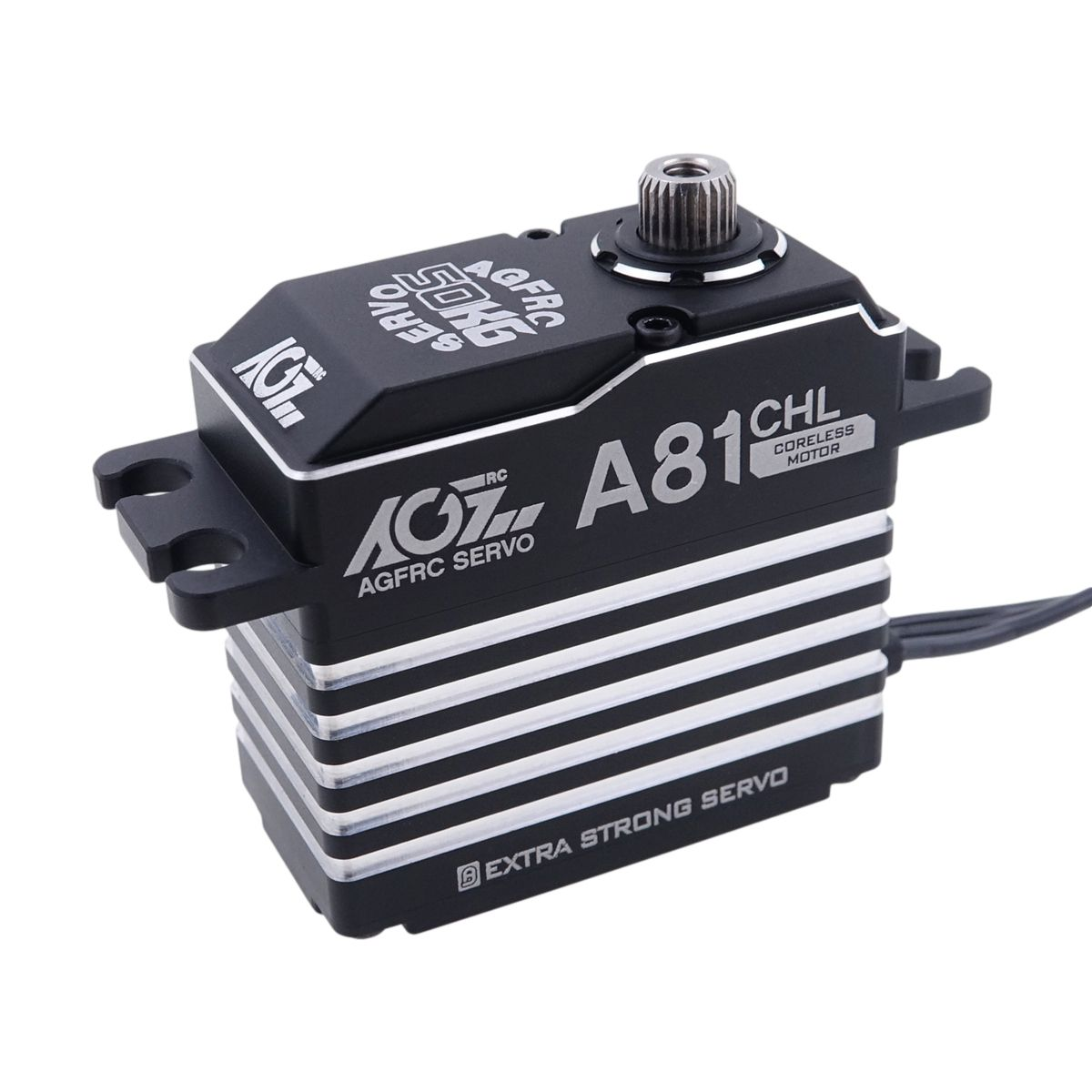 A81CHL Large Torque Robust Stucture Programmable Digital Coreless Servo Motor