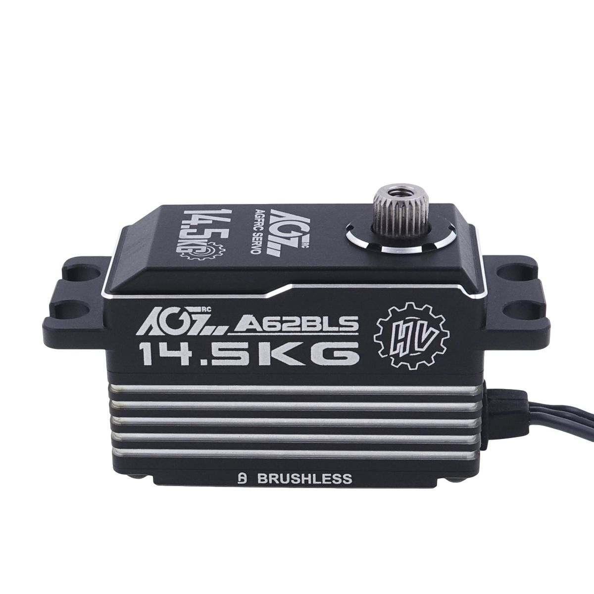 AGFRC A62BLS 14.5KG Low Profile Brushless Servo For 1/10 RC Drifting