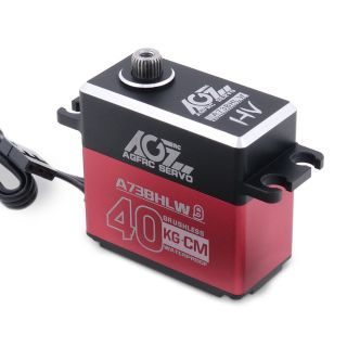 AGFrc A73BHLW 40KG 0.10Sec Superb Torque Brushless Waterproof Digital Servo For RC Models